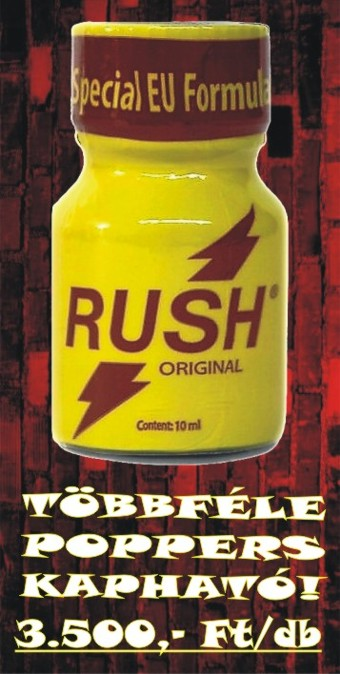 RUSH-AROMA-POPPERS